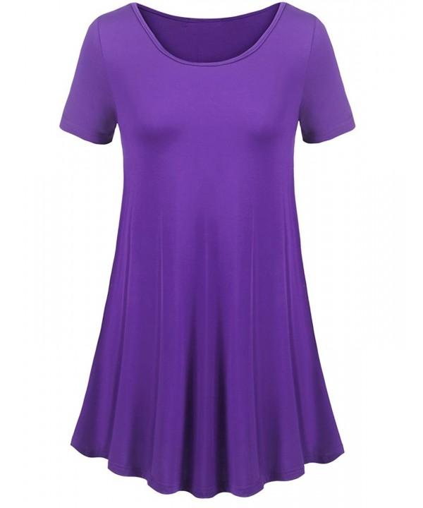 Uvog Womens Sleeve Leggings Purple