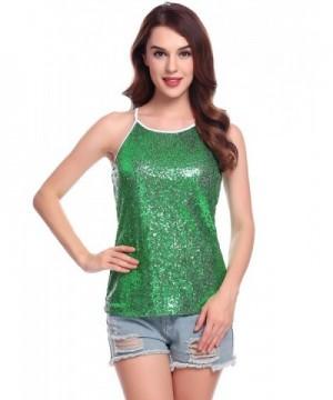 Elover Womens Shimmer Embellished Sparkle