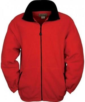 Designer Men's Fleece Coats for Sale