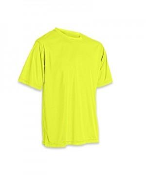 Vizari Performance T Shirt Yellow Large
