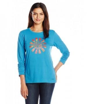 Life Crusher longsleeve Watercolor T Shirt