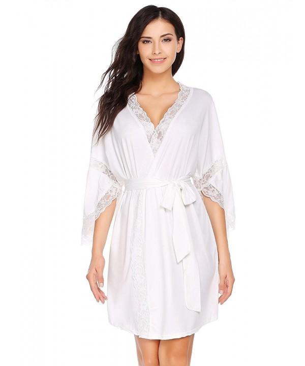 Bulges Irregular Sleeve Dressing Sleepwear