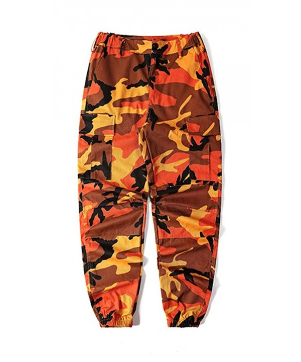 LifeShe Casual Jogger Medium orange