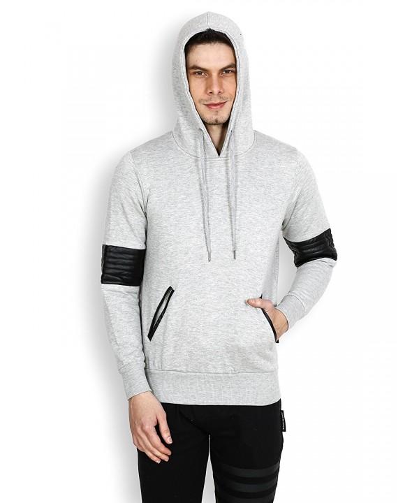 Lightweight Fleece Pullover Hoodie Tiktauli