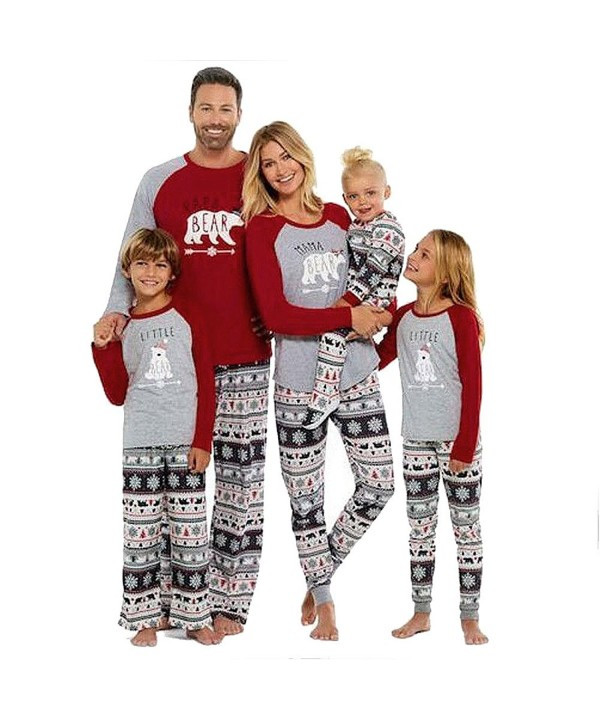 SESY Family Christmas Pajamas Bottoms
