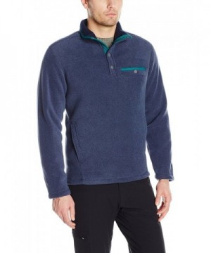 White Sierra Sherpa Pullover Small