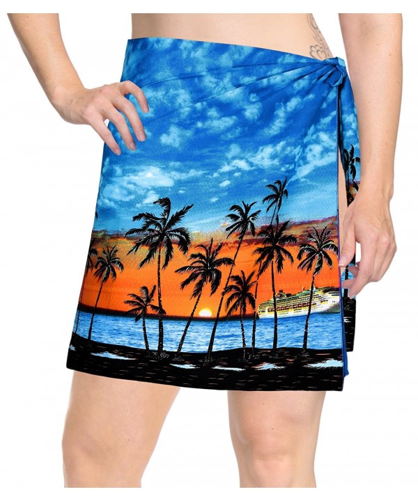 Leela Cruise Seashore Sarong Bright