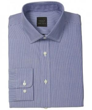 Oxford NY Stripe Spread Collar