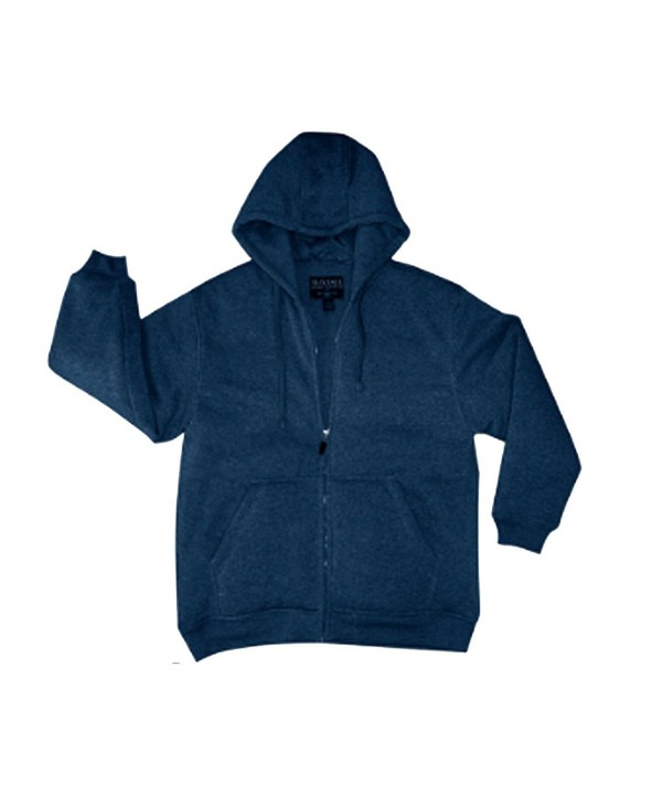 Maxxsel Fleece Lined Hoodie Large