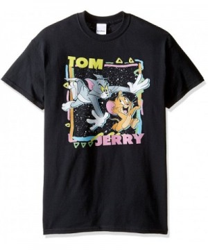 Tom Jerry Urban Chase T Shirt