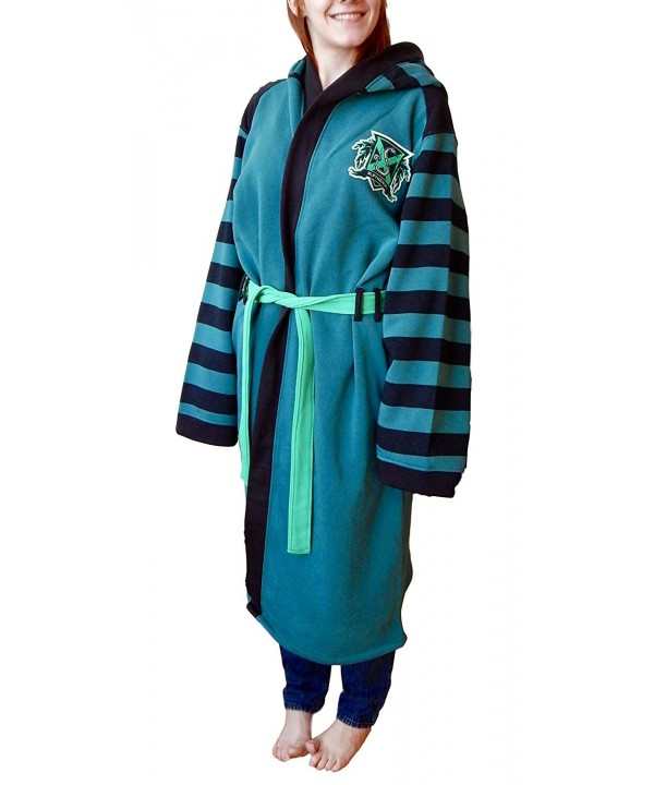 Harry Potter Slytherin Bath Robe