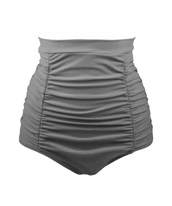 MILAKOO Womens Waisted Swimwear Bottom
