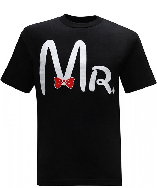 Disney Matching Couples Funny T Shirt