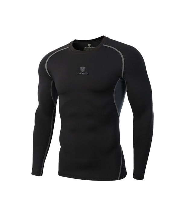 Audoc Fitness Sleeve Compression Shirt