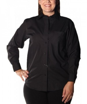 Foxcroft Wrinkle Solid Shirt Classic
