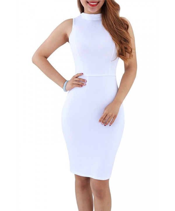 YMING Womens Sleeveless Bodycon Bandage