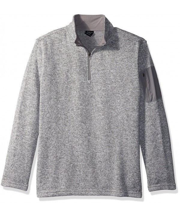 Charles River Apparel Heathered Pullover