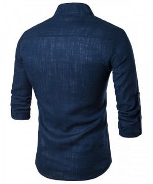 Popular Men's Henley Shirts Online Sale