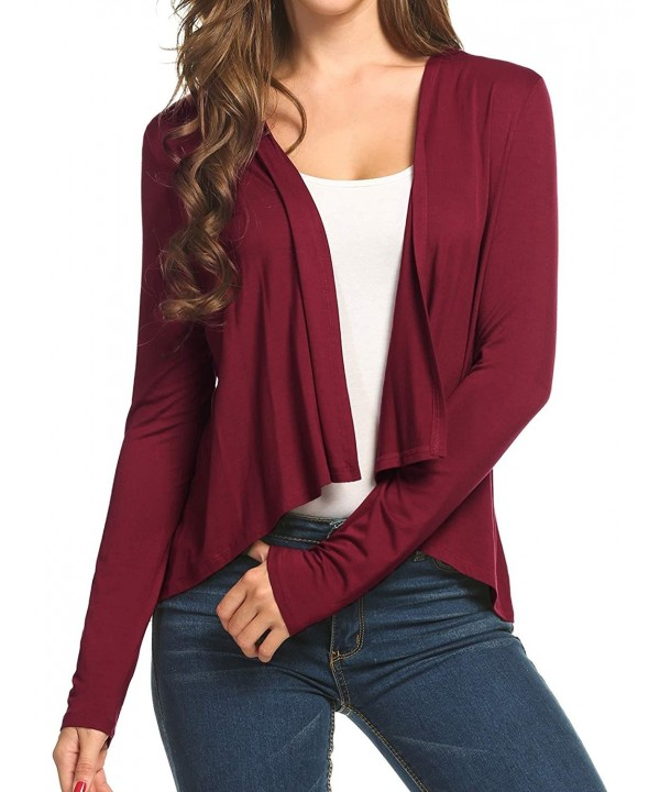 Sholdnut Women Sleeve Sweater Cardigan