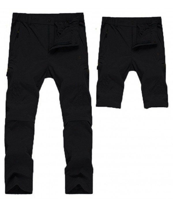 Hanxue Quick Convertible Pants Hiking