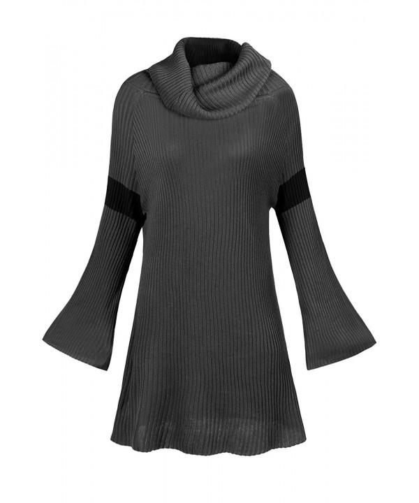 Ellames Long Sleeves Sweater Pullover
