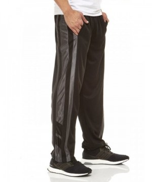 Vertical Mens Workout Track Pants