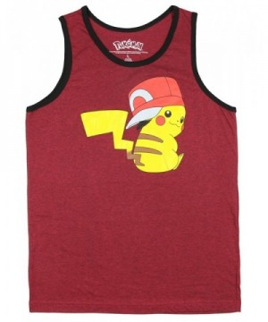 Pokemon Pikachu Graphic Tank Top