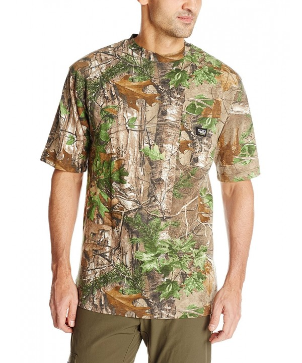 Walls Sleeve T Shirt Realtree X Large