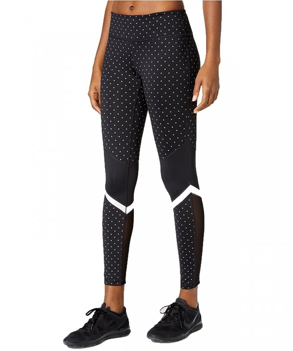 Ideology Womens Printed Athletic Leggings
