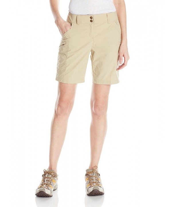 ExOfficio Womens Nomad Shorts Light