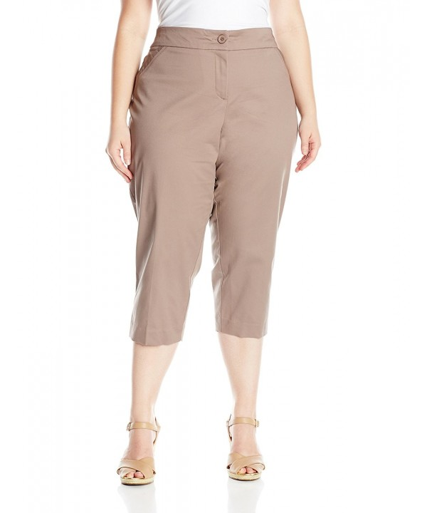 Napa Valley Womens Plus Size Pockets