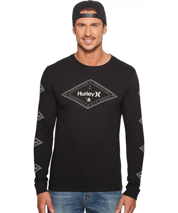 Hurley Wayward Sleeve Black Medium