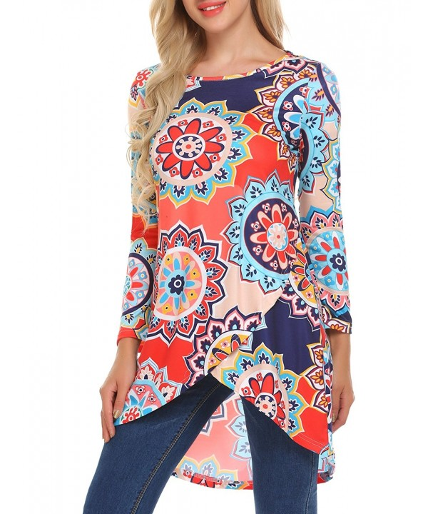 Unibelle Womens Winter Sleeve Floral