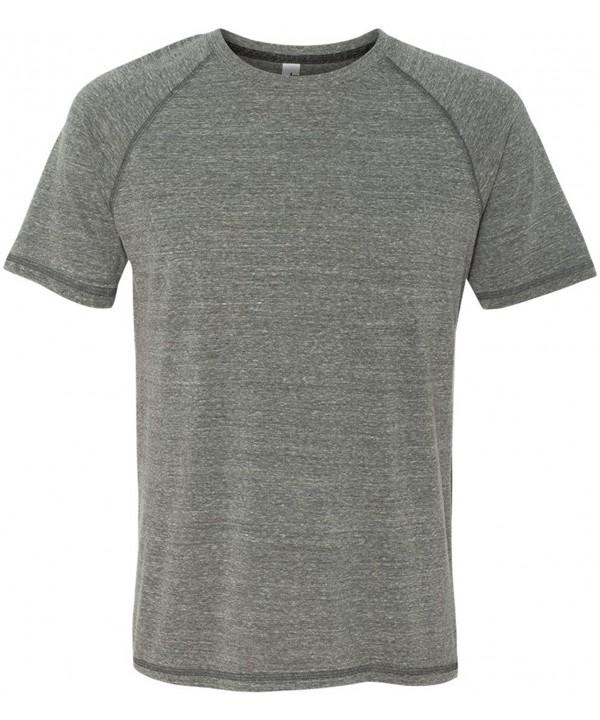 Sport Performance Triblend Short Sleeve T Shirt