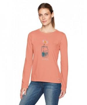 Life Womens Crusher Simplify T Shirt