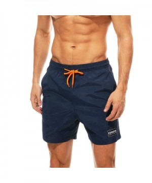 BUGUMO Performance Solid Shorts Pocket
