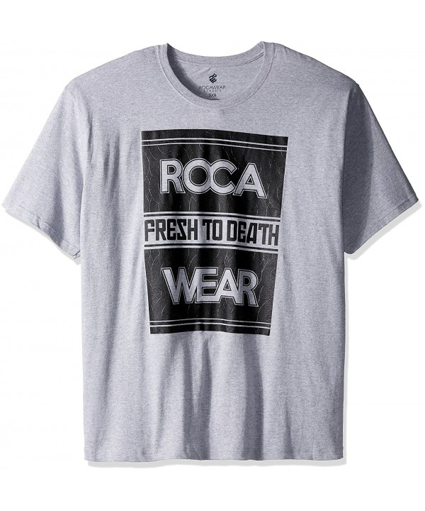 Rocawear Fresh Short Sleeve Heather