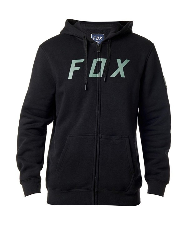 Fox Mens District Fleece Black