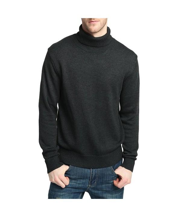CHAUDER Merino Turtle Sweater Pullover
