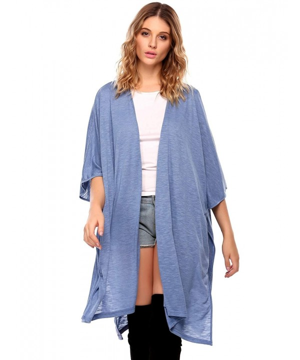 Zeagoo Fashion Lightweight Sweater Cardigan