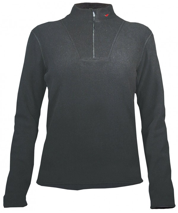 Hot Chillys Womens Montana Zip Tee