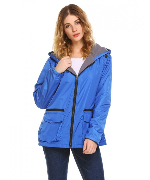 sholdnut Womens Outdoor Sleeve Windbreaker