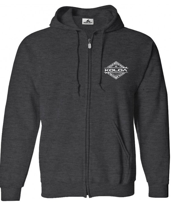Diamond Thruster Zipper Hoodie Hooded Sweatshirt DarkHeath