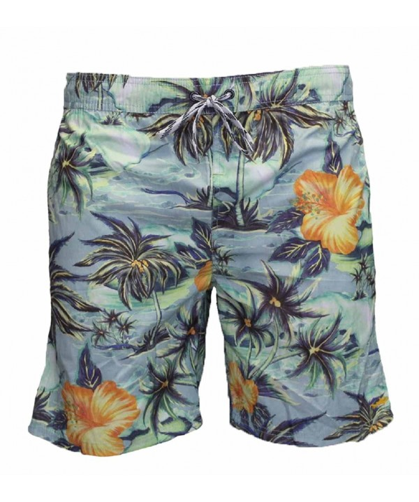 Maui Sons Mens Shorts Large