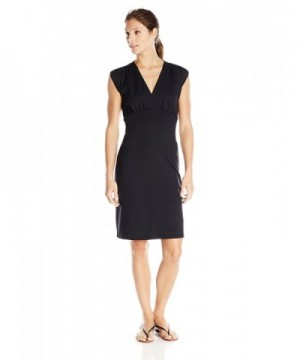 FIG Womens Dress Black Large