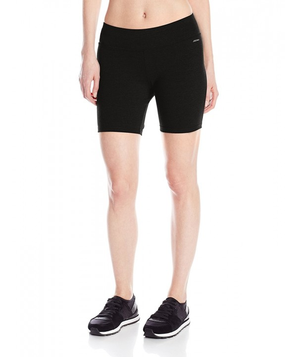 Jockey Womens Short Black Medium