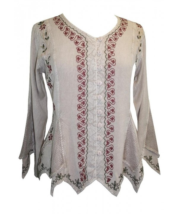 Agan Traders Medieval Blouse X Large