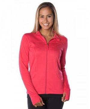 Global Womens Lightweight Workout Jacket