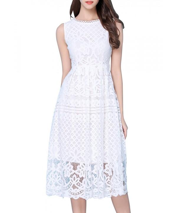 VEIISAR Cocktail Dress Women Sleeveless Dresses