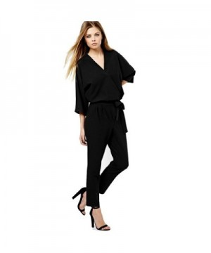 Abaobao Jumpsuits Women Piece Sleeve